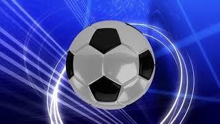 Футаж Футбольный мяч на фоне | футажи | фон для видео | Background Video | Animation | ФутаЖОР