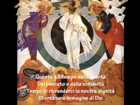 E' Tempo di Grazia - F. Baggio, F. Buttazzo, D. Ricci, M. Valmaggi
