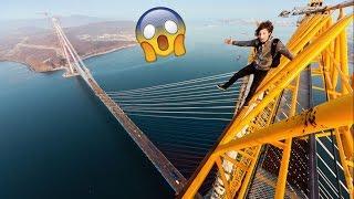 אנשים עושים דברים מטורפים! (משוגע לגמרי)