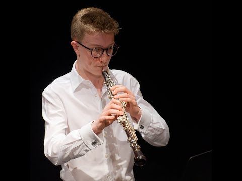 """Rondo Pastorale from """"Oboe Concerto"""" by Vaughan-Williams"""