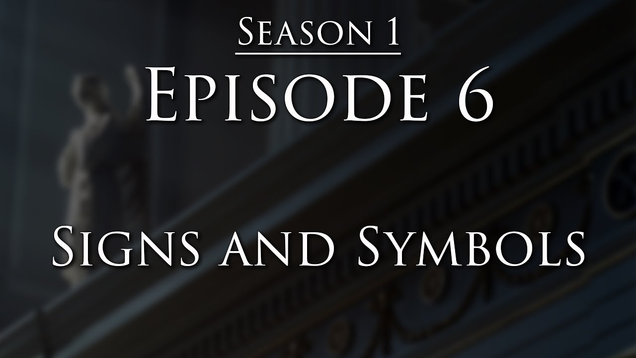 Episode 6 Signs And Symbols Youtube