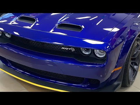 2019 HELLCATS CHALLENGER CHARGER