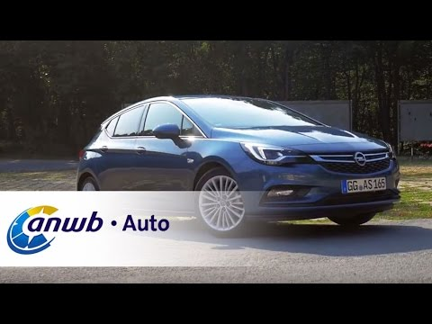 ANWB Test Opel Astra 2015