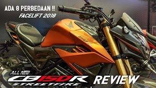 Full Review HONDA new CB150R facelift 2018   Buritan ada COAKAN