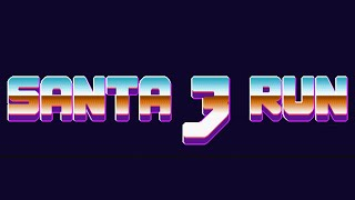 Santa Run 3 Walkthrough (Speedrun)