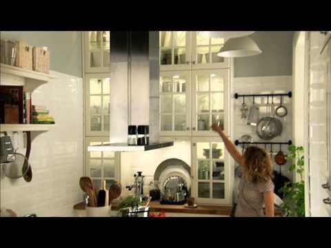 IKEA Η πιο λειτουργική κουζίνα για όλες τις συνταγές.
