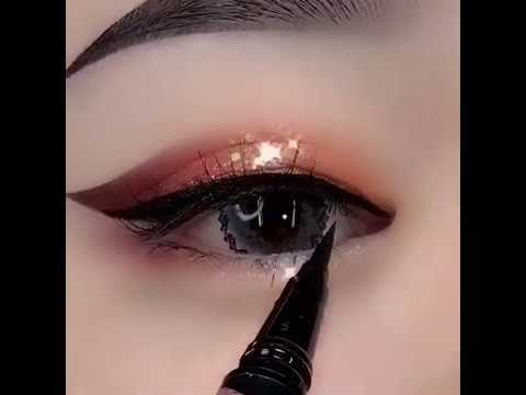Beauty Tips For Every Girl Beautiful Eye Makeup Tutorial Compilation 2020 5