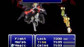 Final Fantasy VI Hack - Iseria Queen (Ethereal Queen) イセリア クイーン