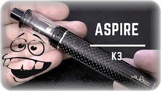 ASPIRE K3 ist Billig Gleich schrott😲😲😲