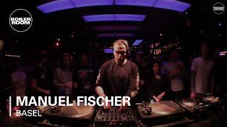 Manuel Fischer Boiler Room Basel DJ Set