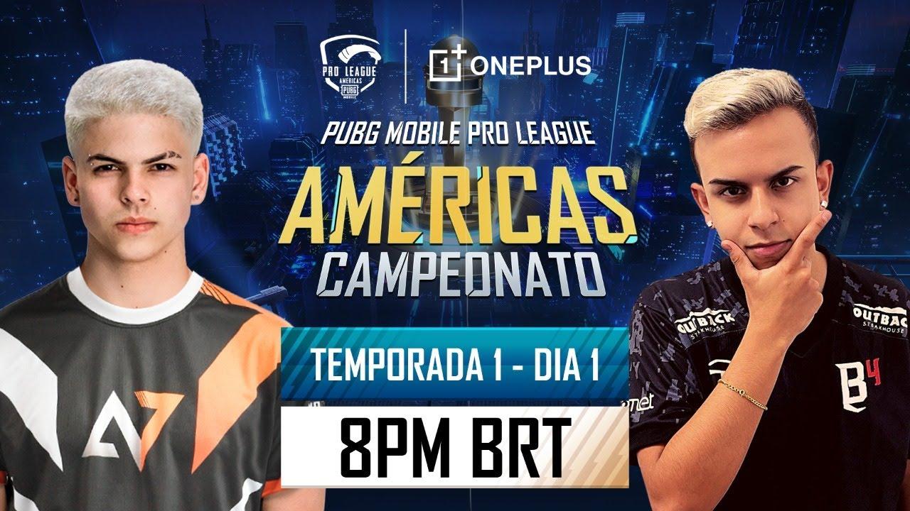Download [PTBR] PMPL Americas Championship S1 Dia 1
