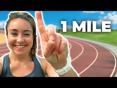 How to Run a Mile Without Stopping | Track Progression!