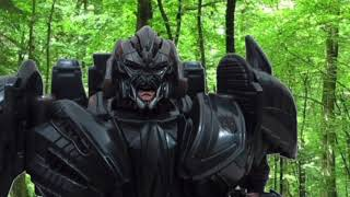 Transformers The Last Knight: Megatron Origins (Stop Motion) (HD) streaming