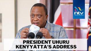 President Uhuru Kenyatta's Address || 27th July 2020