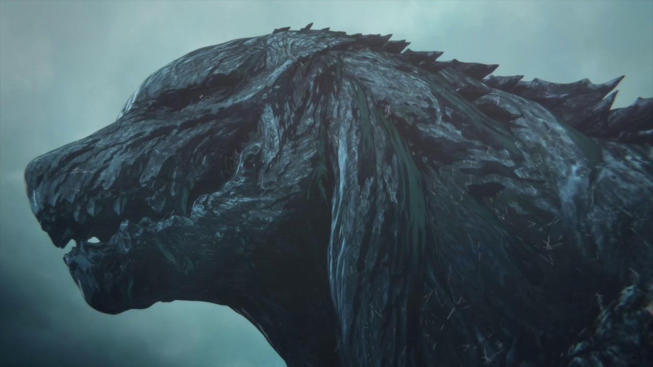 Godzilla Monster Planet