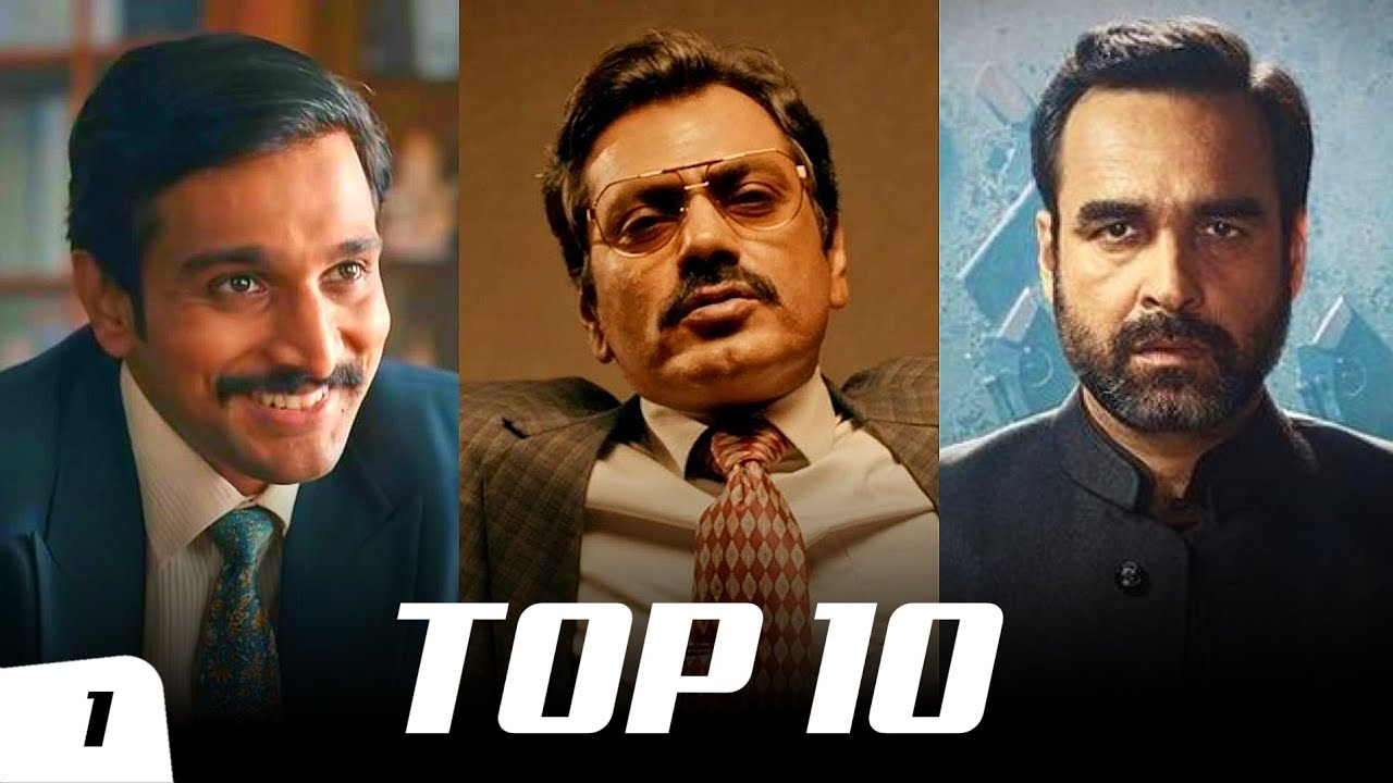 Download Top 10 Indian Web Series | Scam 1992, Mirzapur 2, Sacred Games 2, The Family Man | BGM Ringtone