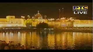 Bhai Sarabjeet Singh Ji - Sri Guru Ramdas Ji Prakash Gurpurab - Aarti, Sri Darbar Sahib Amritsar