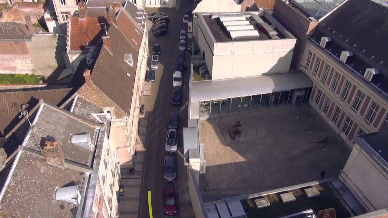 Action Vidéo - Une ballade dans le ville de Cambrai 79621