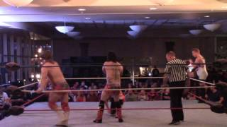 IPW - Legend Killers vs The FFC - Des Moines - Oct 29 2016
