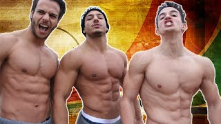 MUSCULATION MOTIVATION 2014 - Making Off avec Bodytime!