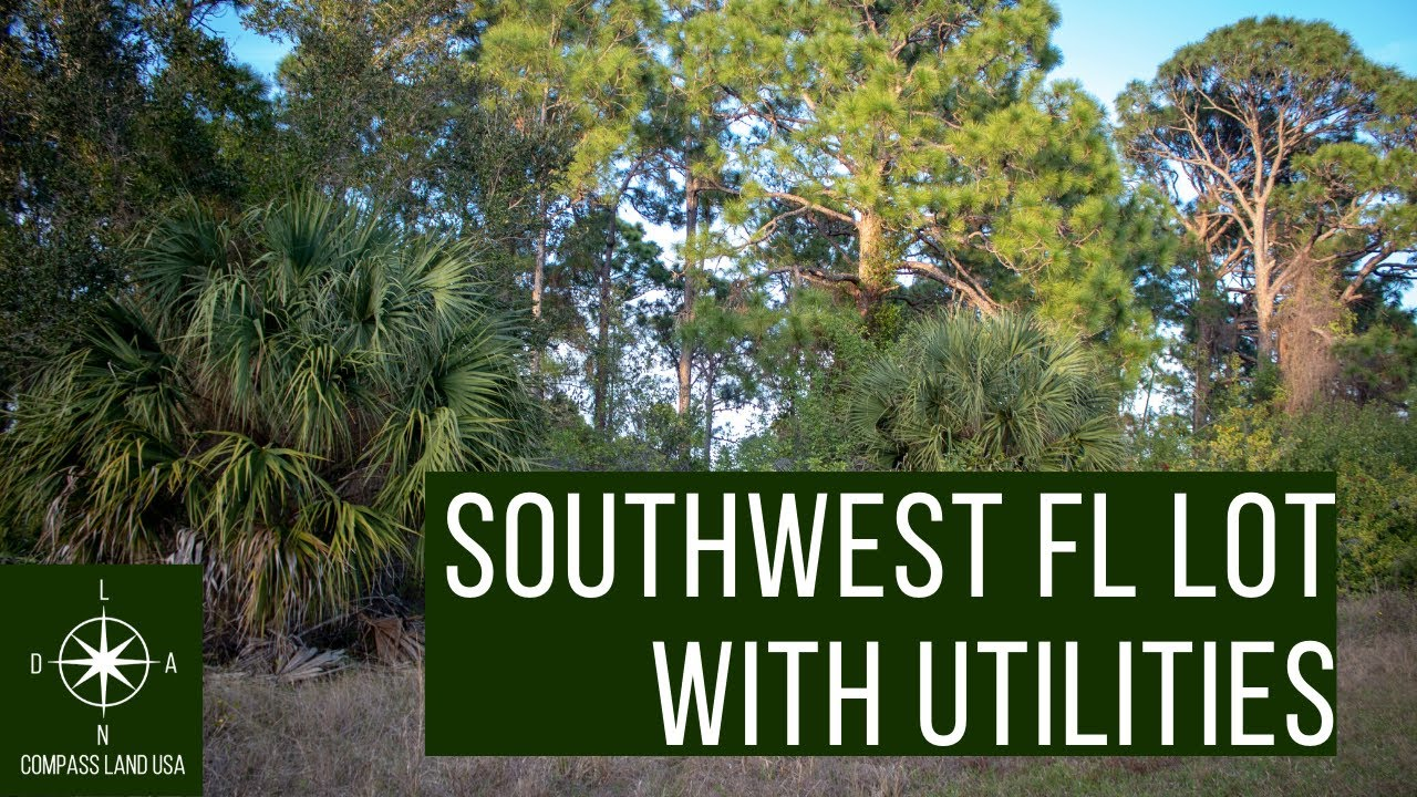 SOLD By Compass Land USA - 0.23 Acre Southwest Florida Lot With City Water & Sewer!