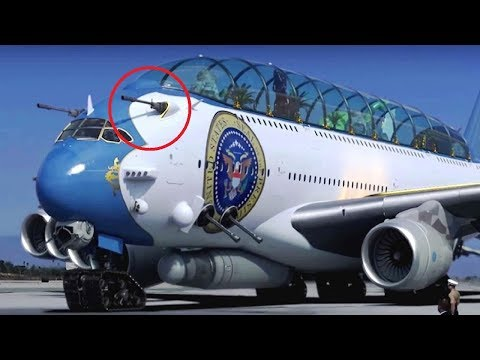 Unbelievable Secrets of Air Force One