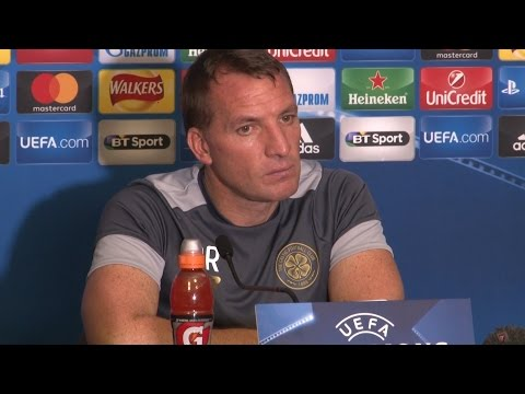 Celtic 3-3 Manchester City - Brendan Rodgers Full Post Match Press Conference
