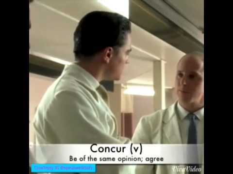 hqdefault learning english word concur via catch me if you can the movie