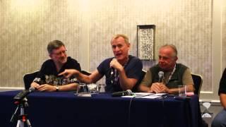 ConnectiCon 2015 Press Junket: The Lone Gunmen