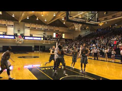 Men's Basketball Highlights: WWU 88, MSUB 68