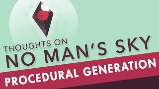 Thoughts On No Man's Sky & Procedural Generation | Game/Show | PBS Digital Studios