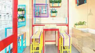 Small restaurant interior design ideas French restaurant interior