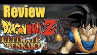 IGN Reviews - Dragon Ball Z Ultimate Tenkaichi Game Review