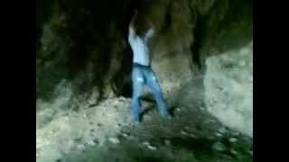 Cueva del cerro colorado de Tehuacán Puebla