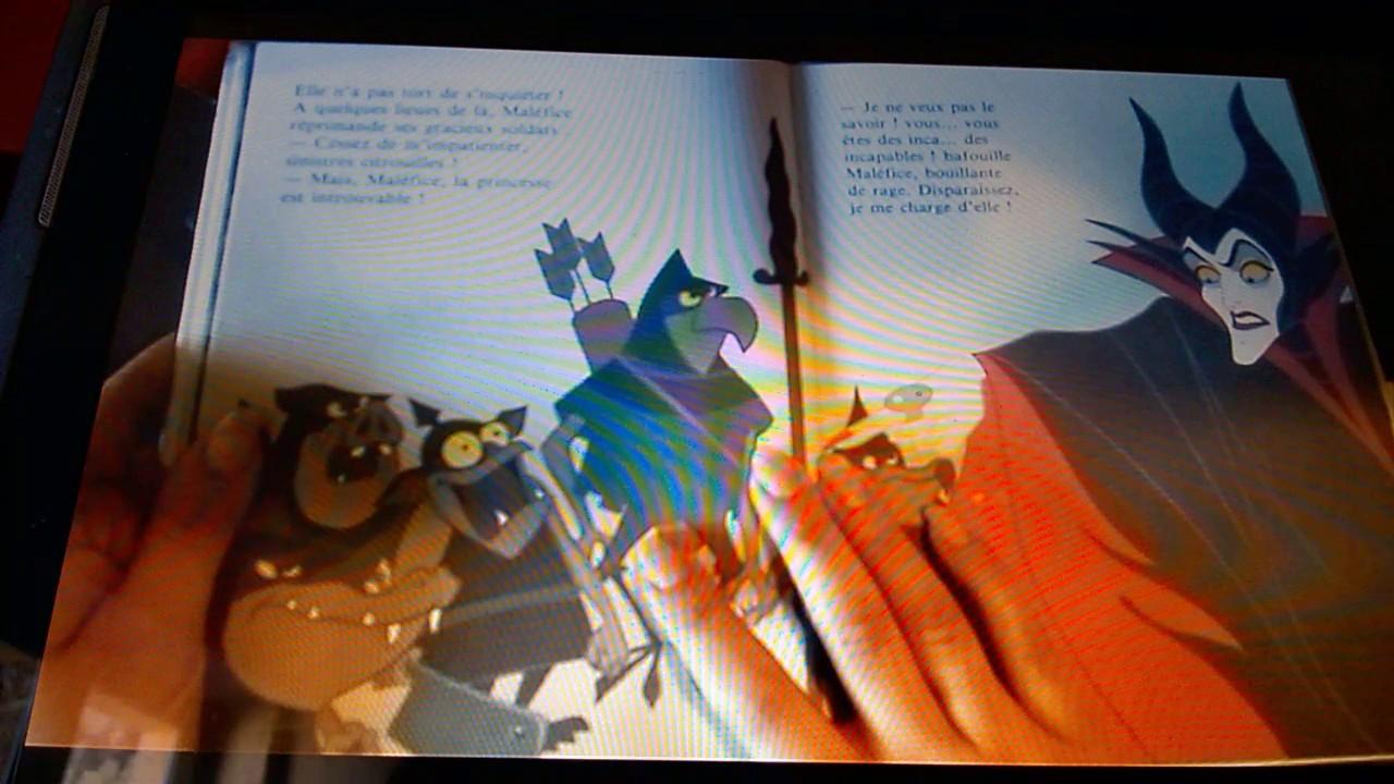L Histoire De La Belle Au Bois Dormant Lecture Du Livre Disney Livre Audio