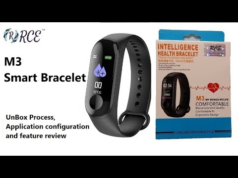 """m3-smart-band-quick-setup-""""lefun-health""""-and-feature-review"""