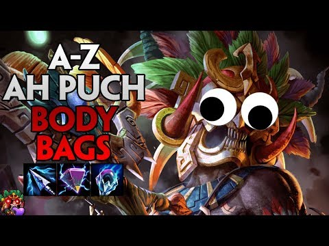 AH PUCH BODY BAGS   A-Z Mid Series