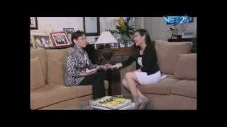 Vilma Santos on M0Ments this Saturday (June 28 ) at 7 pm on Net25