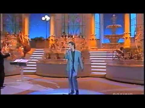 Michele Zarrillo   Strade di Roma   Sanremo 1992