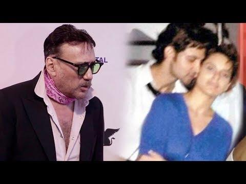 Jackie Shroff's FUNNIEST Reaction On Hrithik Roshan- Kangana Ranaut's UGLY Spat