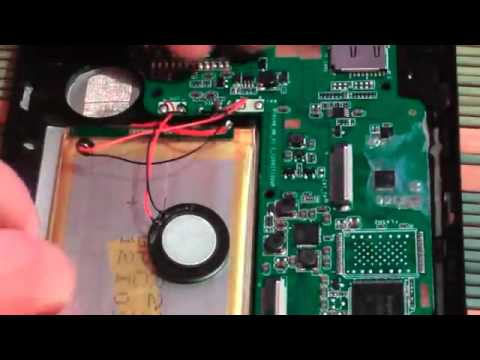 Texet TM7024 ремонт Micro Usb разъема Ремонт планшета Не заряжается
