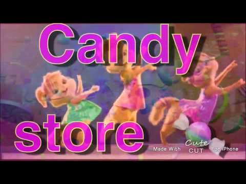 Chipettes - Kid In A Candy Store ♥FULL MEP♥