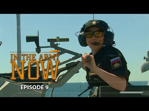 Navy slang, driving a Corvette, and marine initiation rituals – In the Army Now Ep.9