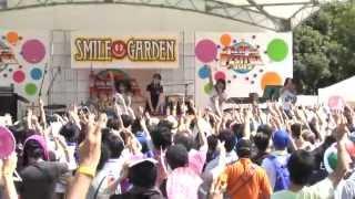 TOKYO IDOL FESTIVAL 2012、SMILE GARDEN ウエストプロムナード公園広場...