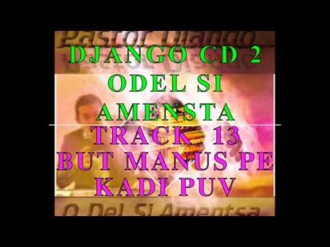 DJANGO CD 2 ODEL SI AMENSTA TRACK 13 but manus pe kadi puv ALEX PARIS