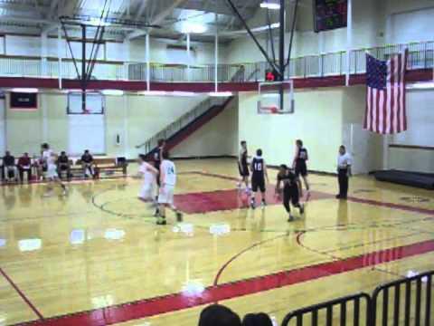 Sam Stogdon '14 Concord Academy (6-foot-6)