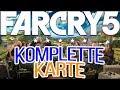 Far Cry 5 Guide - Die Komplette Map (Karte) Im Detail Erklärt - Wo Gibt Es Begleiter Und Mehr