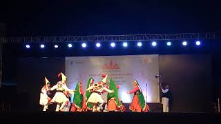 Himachal Nati Flock Dance  Rashtriya Sanskrithi Mahostav 2018 in Mangalore