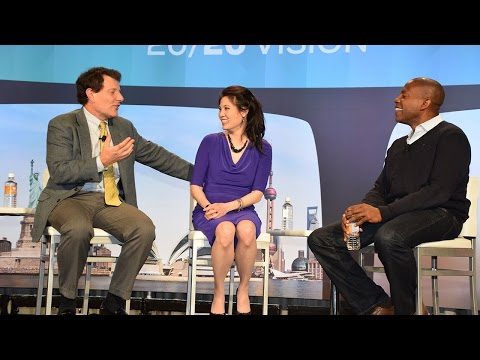 ASU GSV Summit: Sheryl WuDunn + Nicholas Kristof Keynote Interview with Carlos Watson