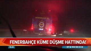 Fenerbahçe küme düşer mi? - Atv Haber 10 Aralık 2018